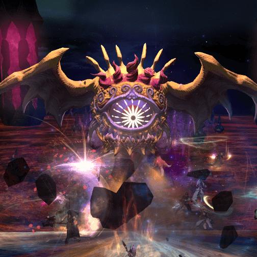 【アライアンスルーレット】闇の世界をさくっと攻略!